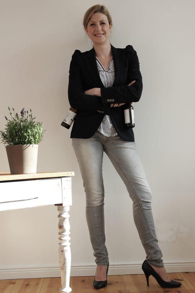 Nina Anika Klotz (Foto: Stefan Peters)