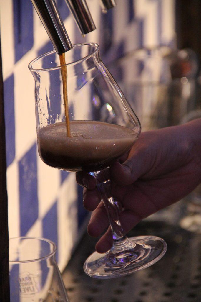 Münchner Bierinseln frisch gezapft