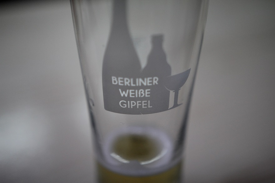 Auf dem Berliner Weisse Gipfel kommen Weissebrauer aus ganz Europa zusamen. (Foto: StP)