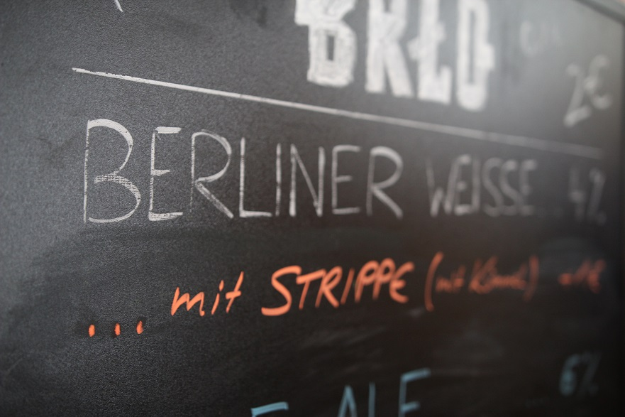 Mit Strippe heißt mit Kümmelschnaps. Schmeckt! (Foto: StP)