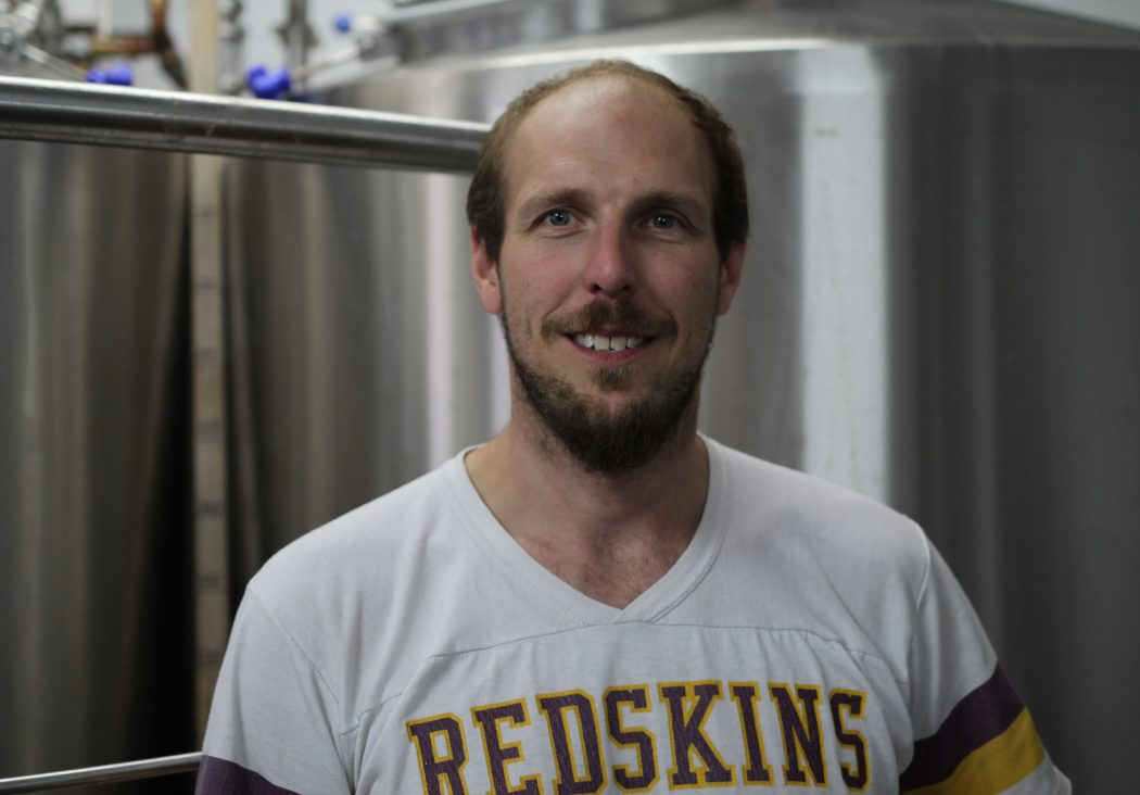 Buddelship Brauerei Hamburg - Gründer und Eigner Simon Siemsglüß