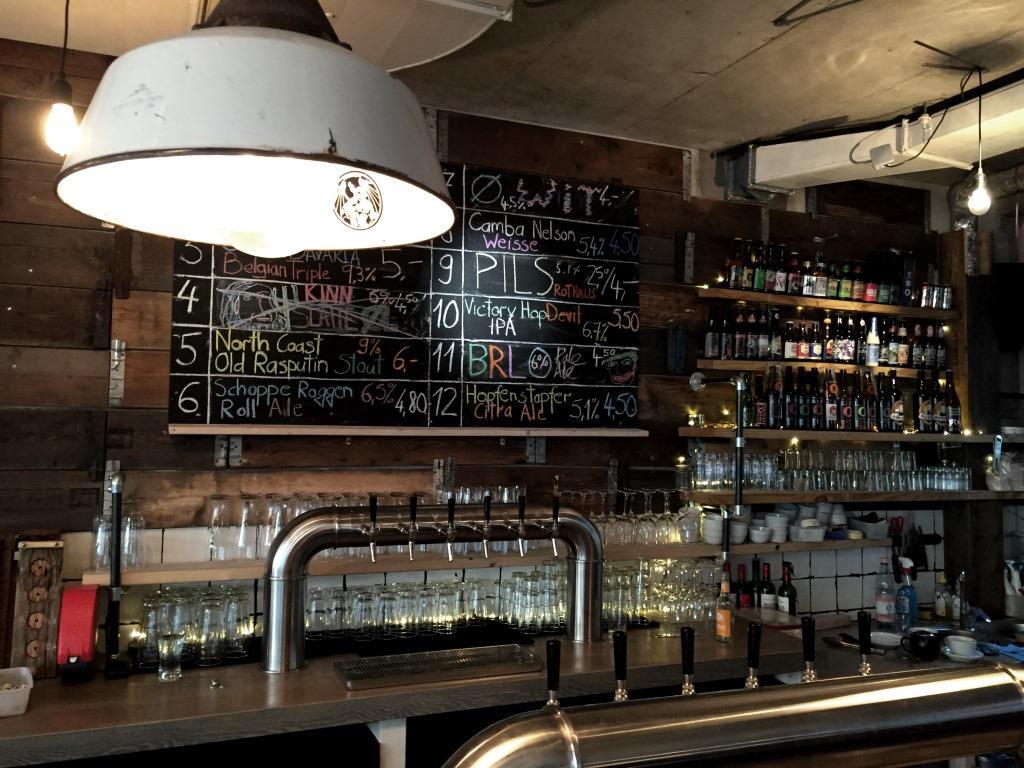 Hotel Berliner Bar In Berlin