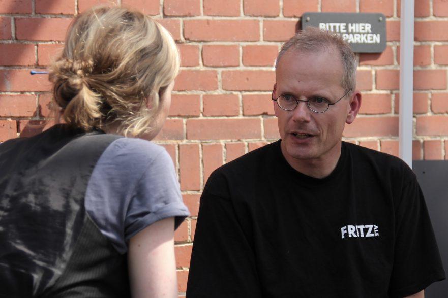 Fritz Wülfing, Ale-Mania