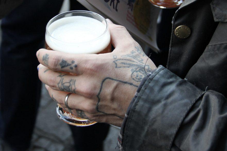 Grodziskie beer Grätzer