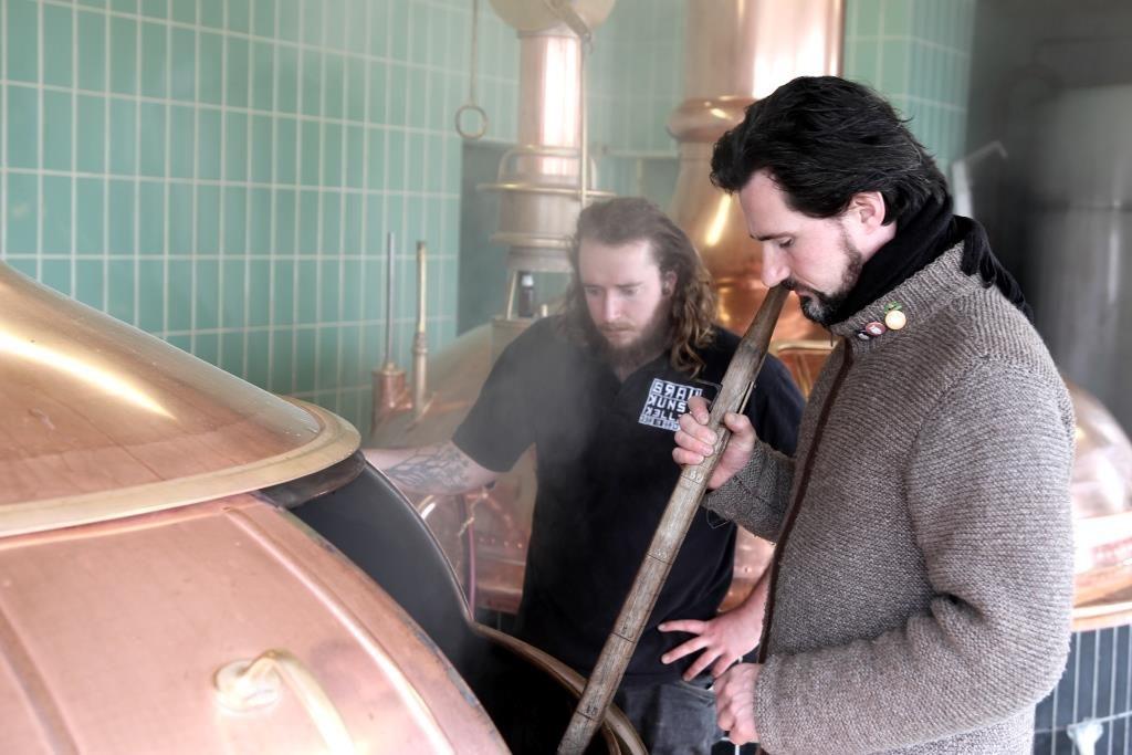 Gemeinschaftssud Brauerei Braukunstkeller und Kreativbrauerei Kehrwieder