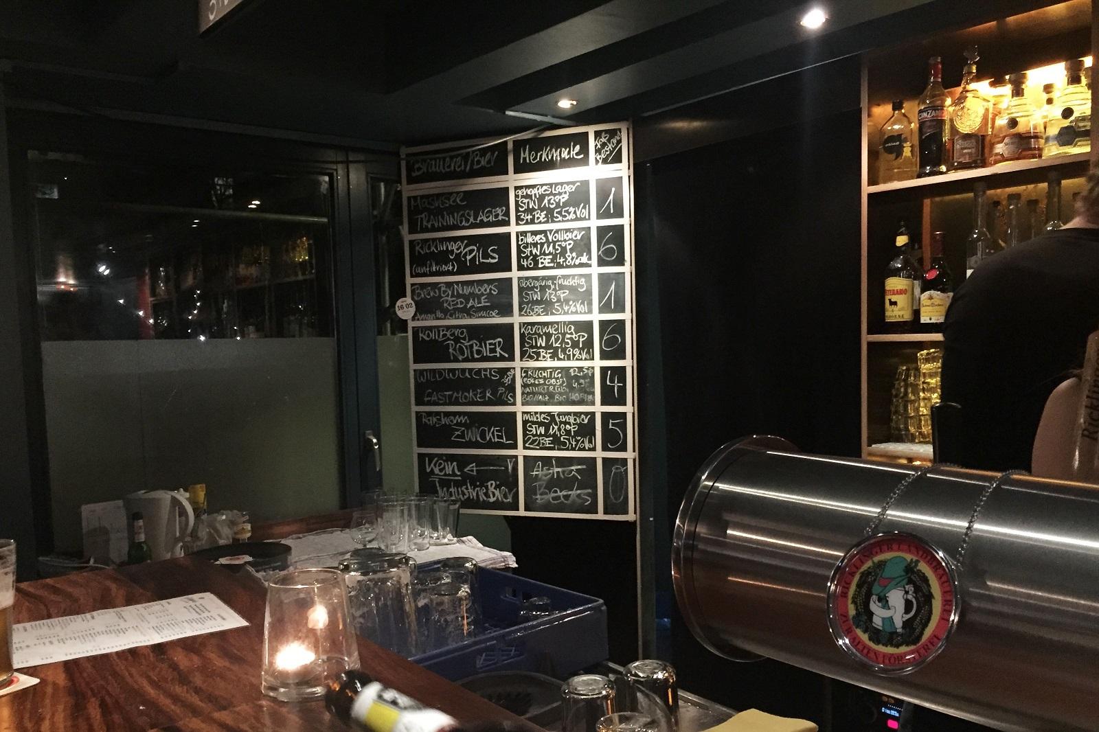 Craft Beer Bar Hamburg - Galopper des Jahres