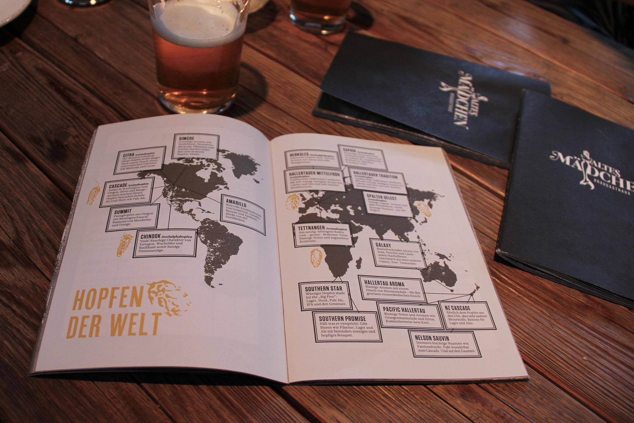 Craft Beer Bar Hamburg - Altes Mädchen