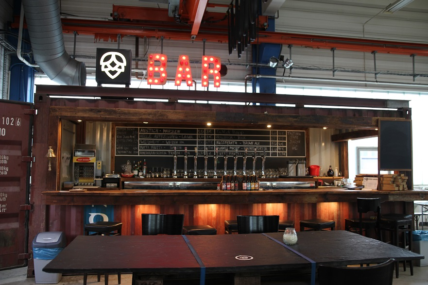 craft beer bars in Hamburg