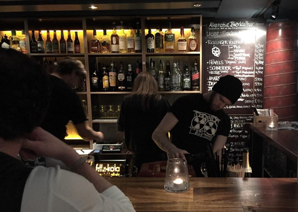 Craft Beer Bars Hamburg