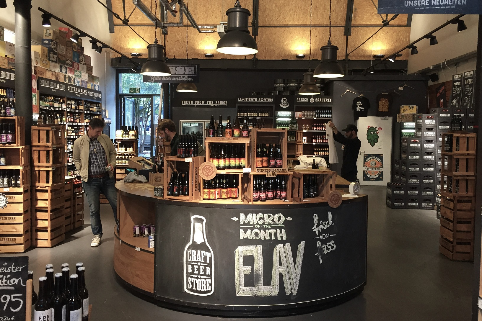 Die besten craft beer shops hamburg hopfenhelden for Design outlet hamburg