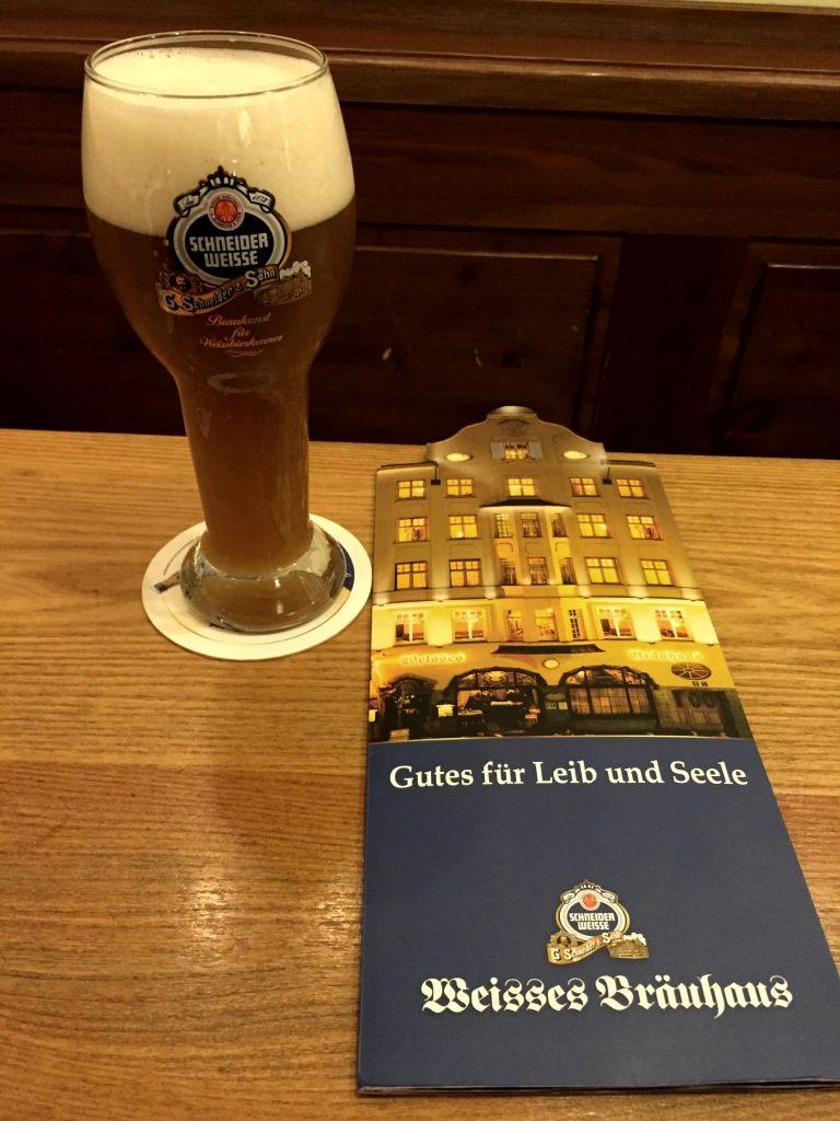 craft beer Bars München weisses bräuhaus
