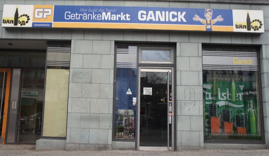 Getränke Ganick