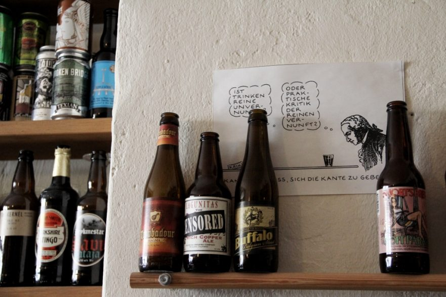 Craft Beer Shops in Berlin