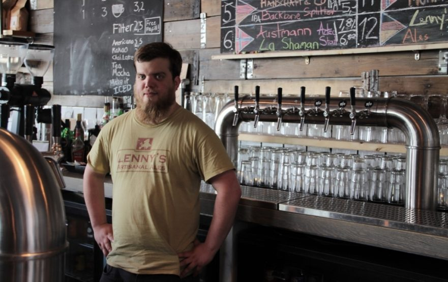Lenny's Artisanal Ale