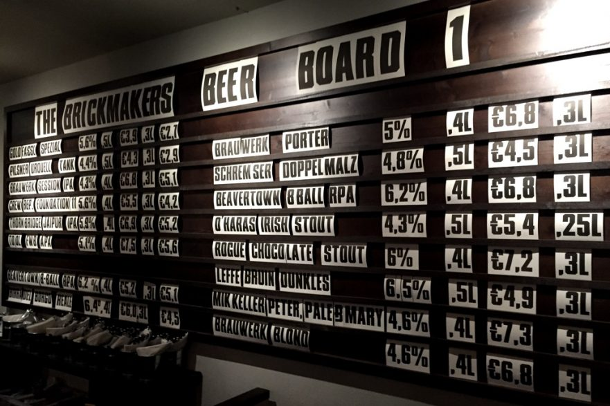 craft beer bar wien