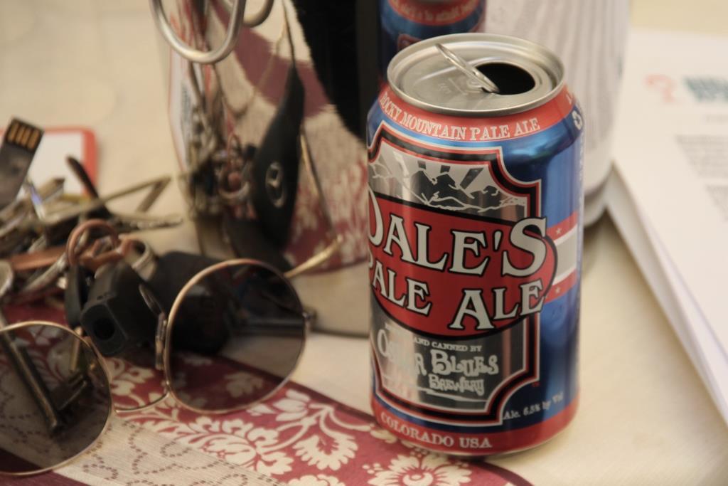 craft beer in der dose
