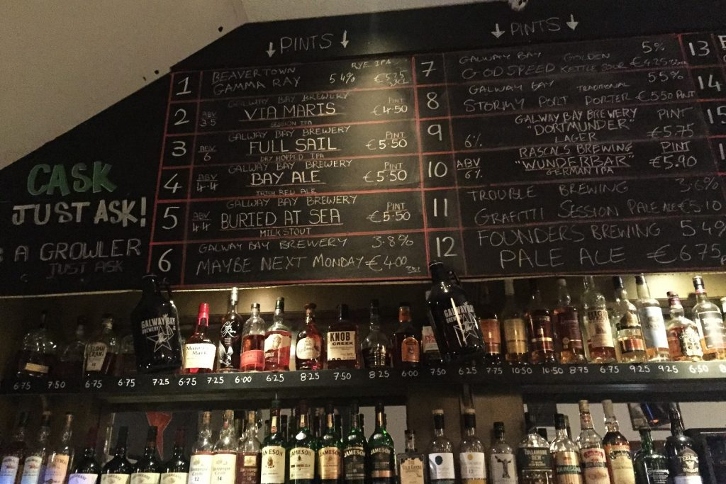 Craft Beer Bars in Dublin