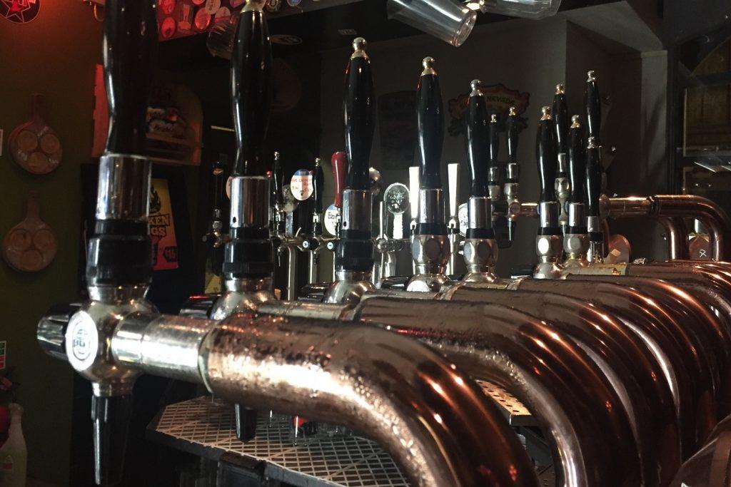 Craft Beer Bars in Dublin