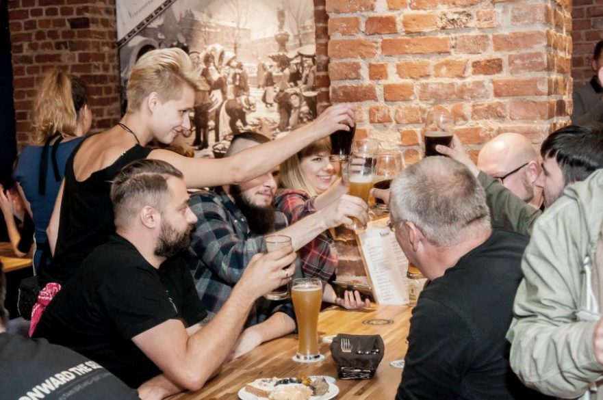Craft Beer Bars in Polen