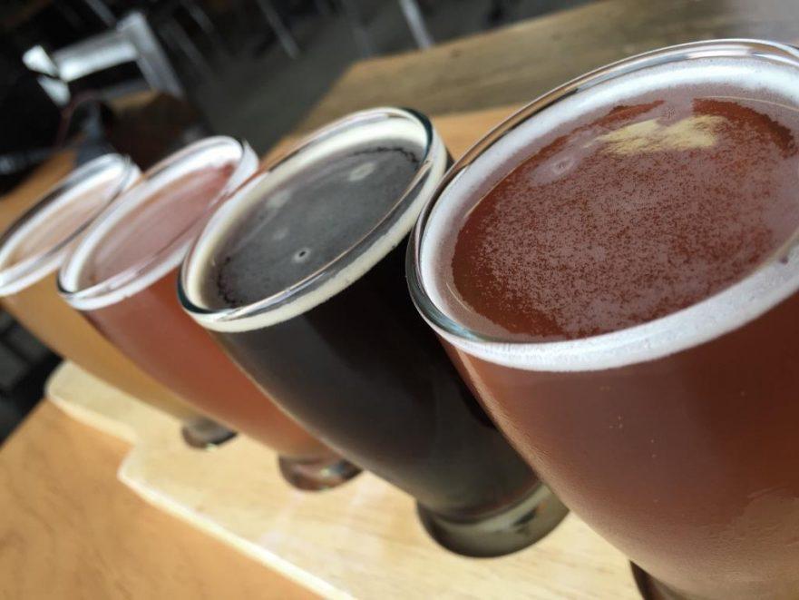 Stout Bier