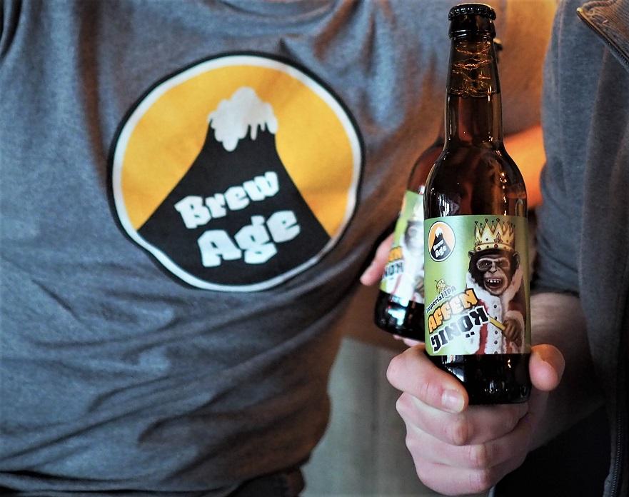 Brew Age Affenkönig