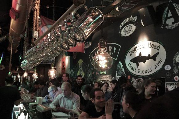Craft Beer Bars in New York