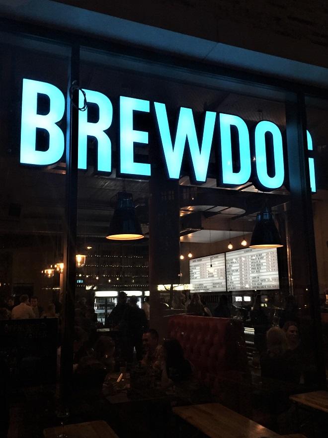 Brewdog Bar Berlin