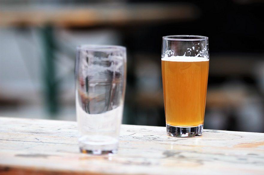 Qualität von deutschem Craft Beer