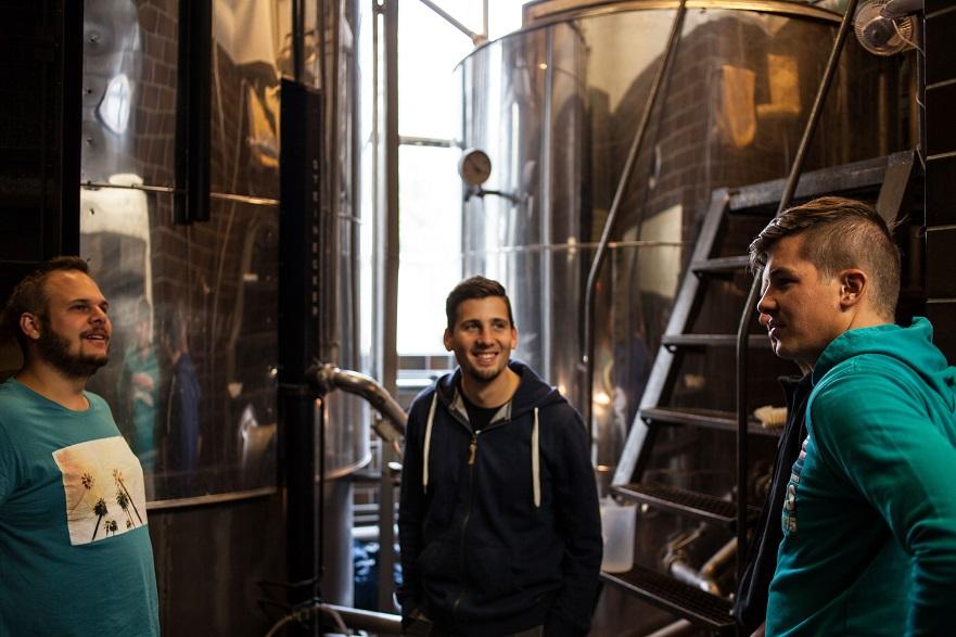 neue Brauereien in München