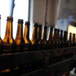 Bier Abfüllung