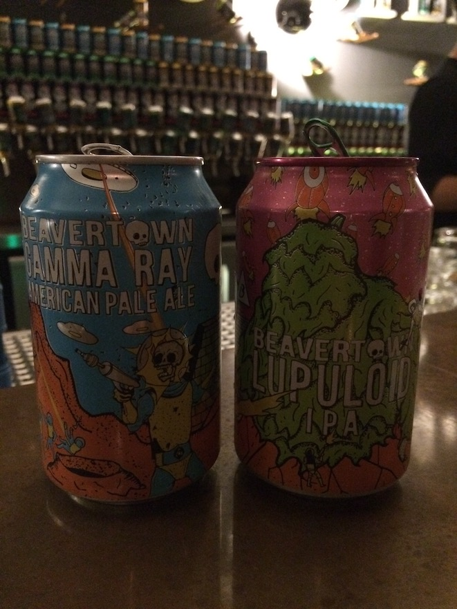 Beavertown Brewery Gamma Ray Lupuloid Craft Beer