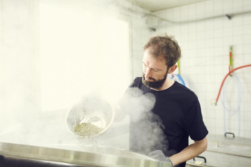 Brauerei Flügge Dominik Pietsch
