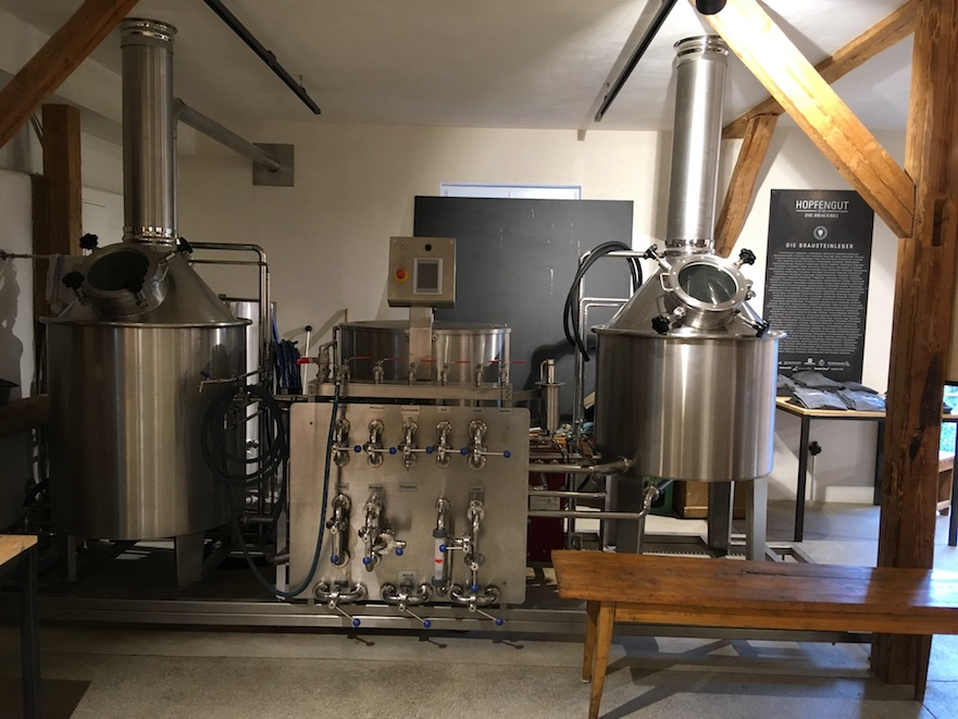 Hopfengut Brauerei