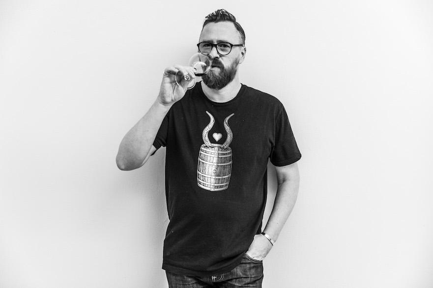 Olly Bartlett Stockholm Brewing