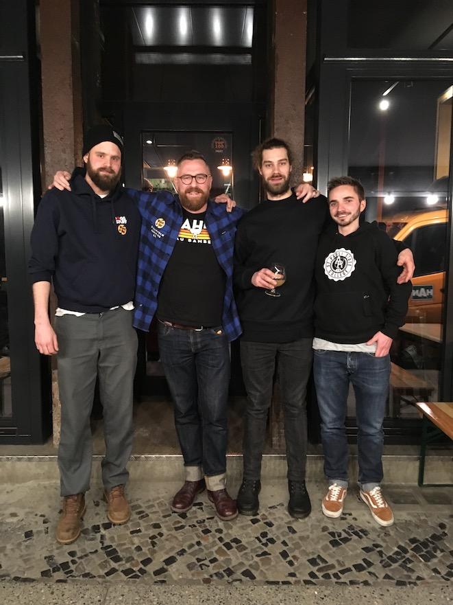 Partizan Brewing Berlin