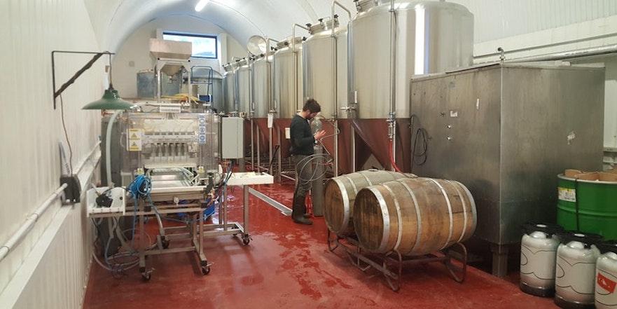 Partizan Brewing Brauerei