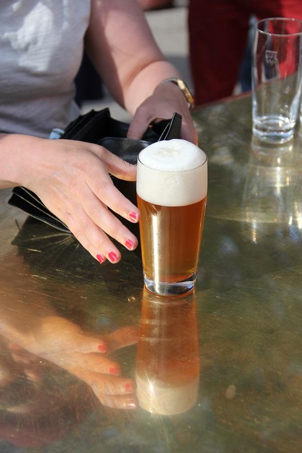 Frauen in der Biergeschichte