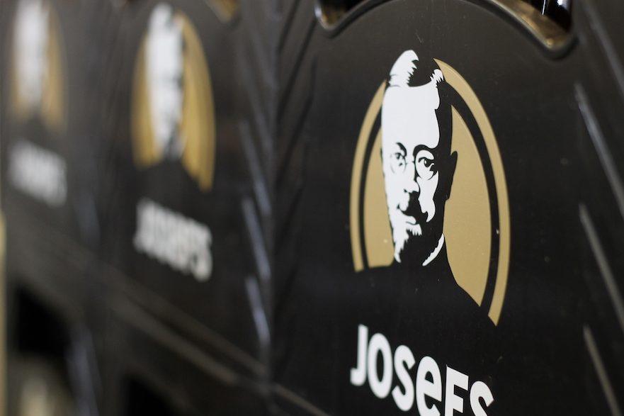 Titel JOSEFS Brauerei