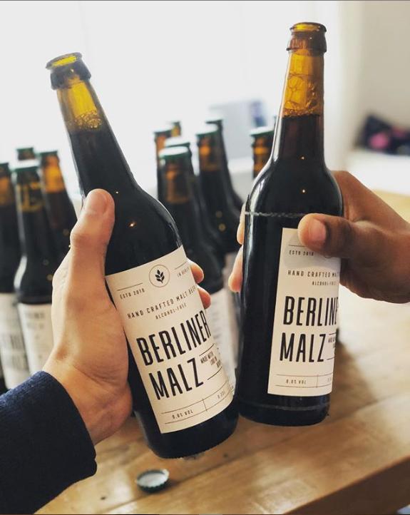 Berliner Malz